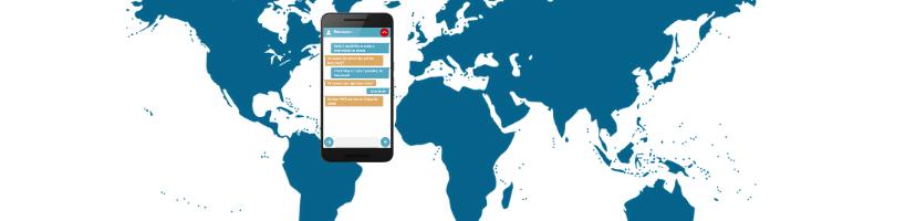 Pedius 2020: traveling remotely